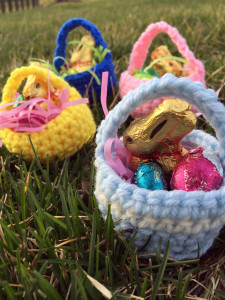 Easter Basket Trio